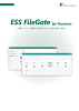 ESS FileGate for Business製品カタログ